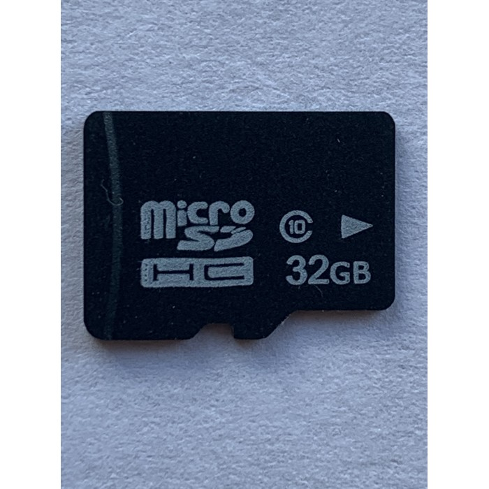 MICRO SD CARD MEMORY 32GB