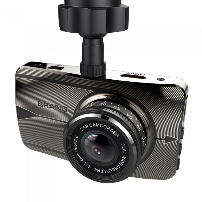 H740 Mini Car Dash Cam 3.2'' FHD 1080P Car DVR Camera Vehicle Video Recorder