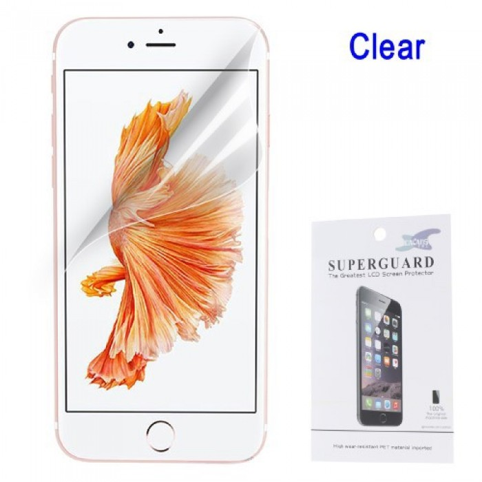Clear LCD Screen Protector Guard Film for for iPhone 8/7 4.7 inch.    Free Delivery